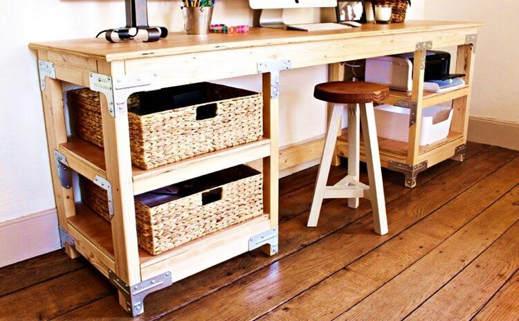 Best Woodworking Desk Plans