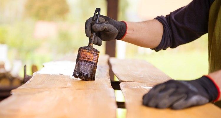 Apply Wood Finish Without Runs