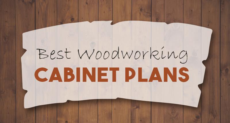 Best Cabinet Plans