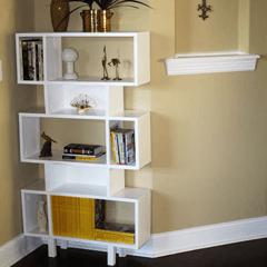 bookshelf plans 1