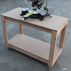 workbench plans 1