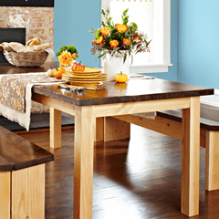 dining table plans 1