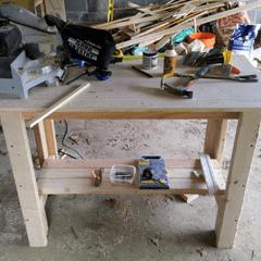workbench plans 2