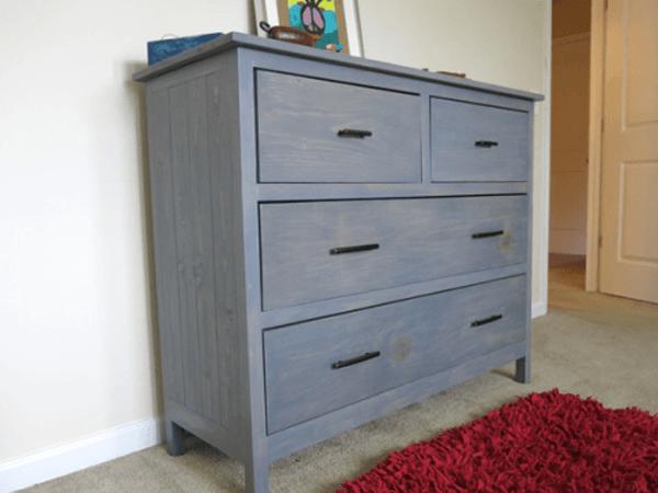Dresser Plans