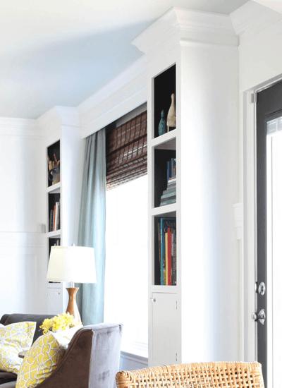 bookcase plans
