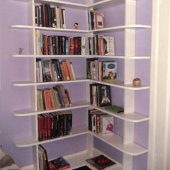 corner shelf plans for beginners