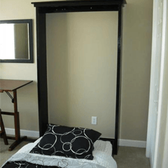 affordable murphy bed plans