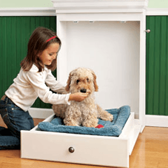 murphy bed plan for a dog bed