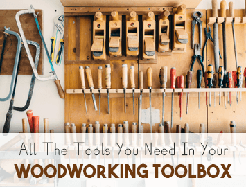 woodworking toolbox