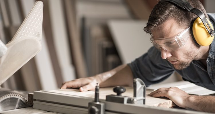 woodworking personal safety