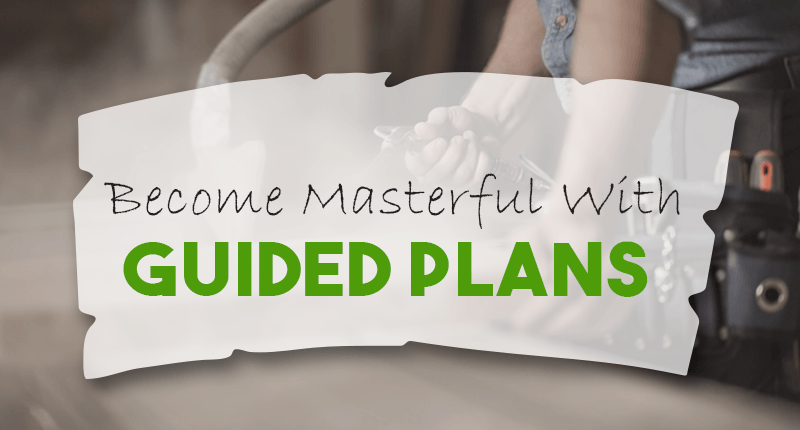 Without Guided Builds, You'll Never Be A Woodworker