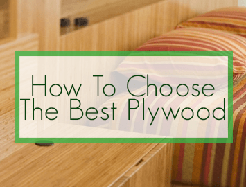 Plywood types for woodworking