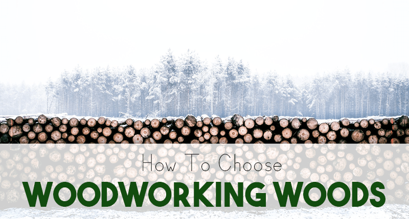 choosing woodworking woods