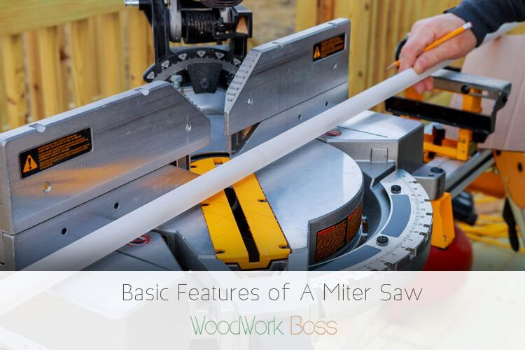 Basic features of a miter saw woodwork boss greentooth Image collections