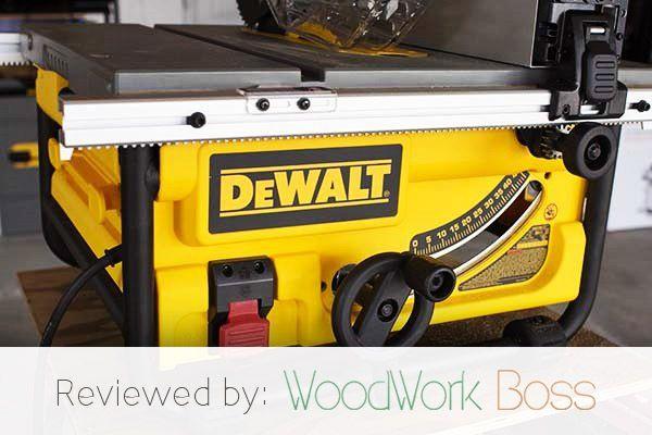 Dewalt DWE7480 Review