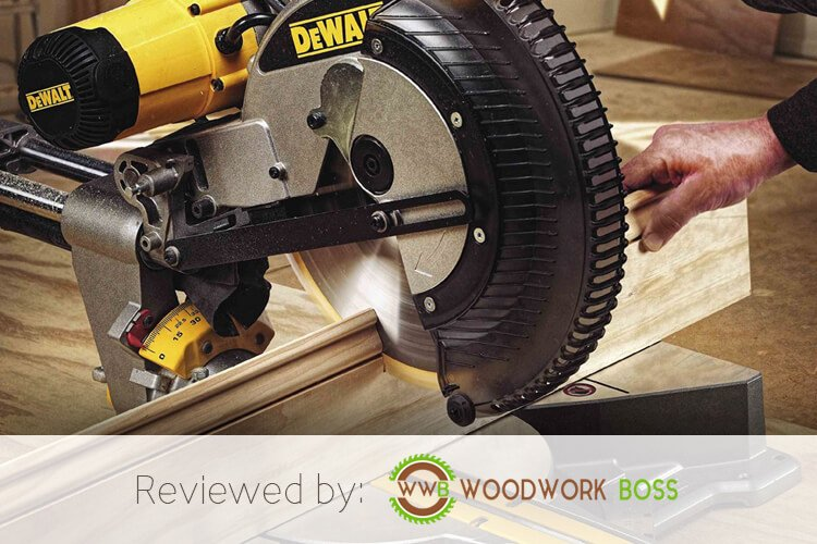 Dewalt DWS709 Review