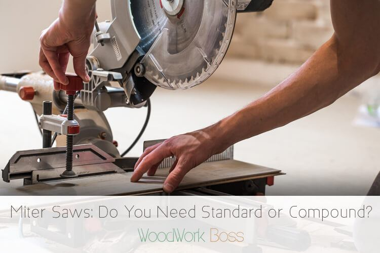 Miter Saws: Do you need standard or compound?