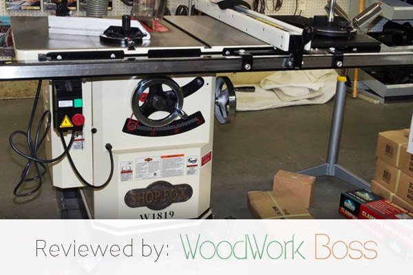 Best hybrid table saw 2017 shop fox w1819 review shop fox w1819 review greentooth Gallery