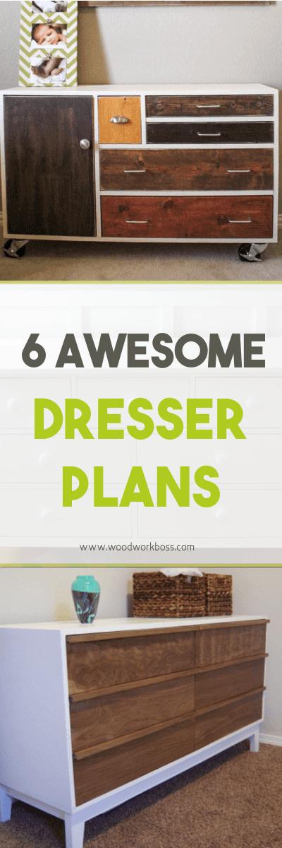 Best Dresser Plans