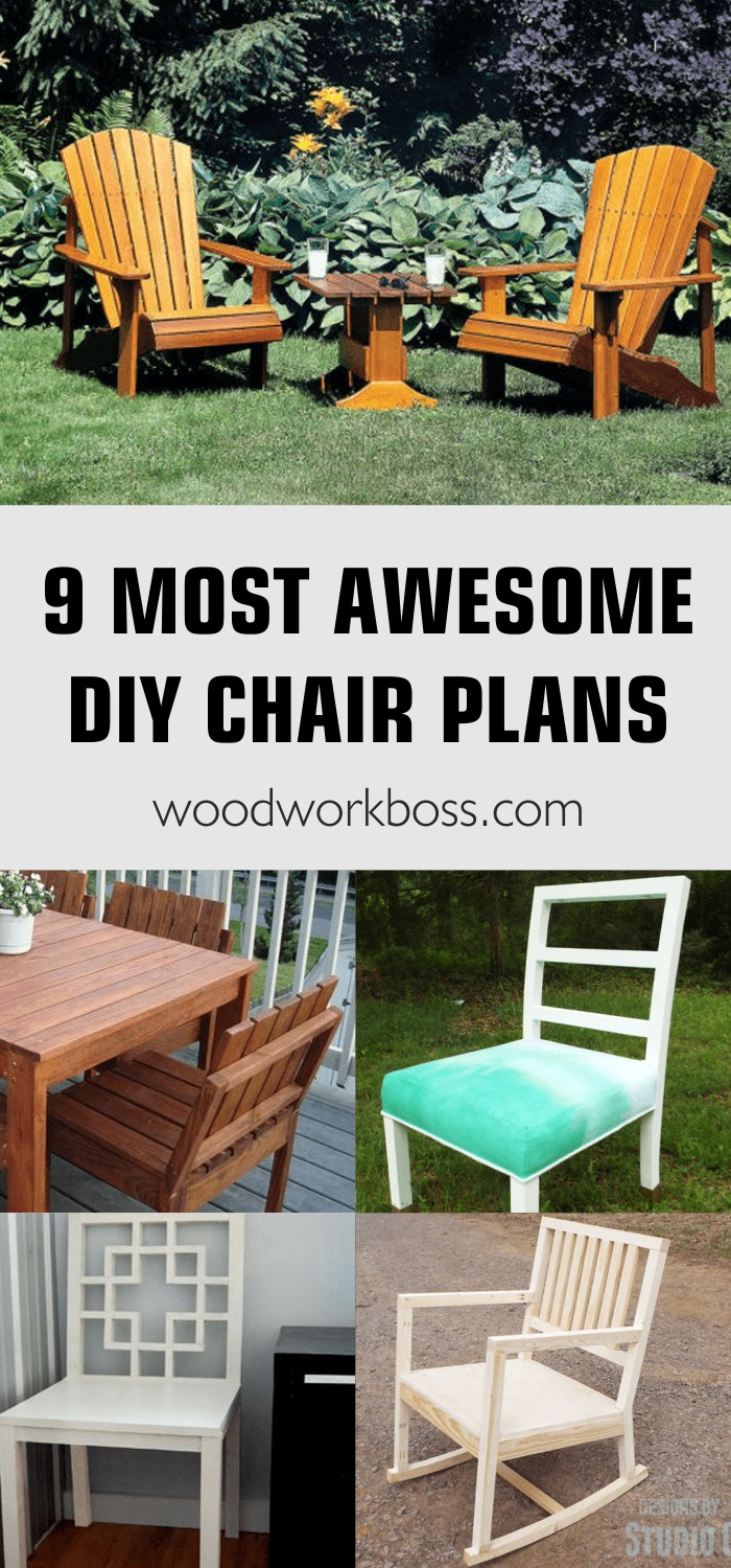 Best Wooden Chair Plans