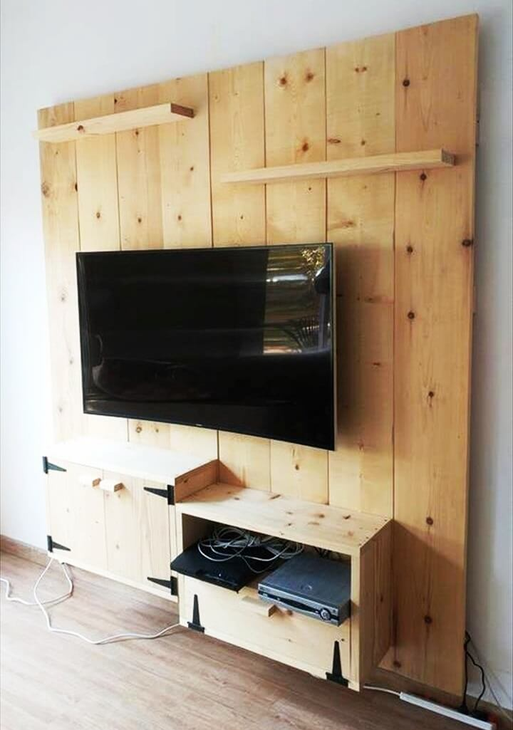 21 Affordable Diy Tv Stand Ideas You Can Build In A Weekend