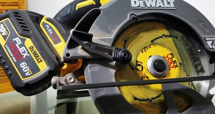 Dewalt DCS575b Review
