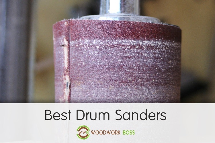 Best Drum Sanders 2018 - Top 5 Reviewed & Compared