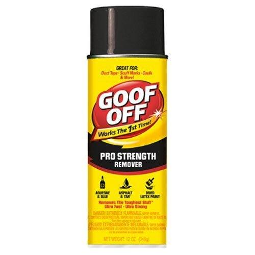 Goof Off FG658 Professional Strength Remover